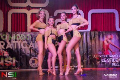 L'Accademia di Danza di Marino Gomez con due show si conferma al Salseando Beach Congress di Cervia del 2020